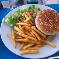 Photo taken at Le Pavillon Bleu by Julien M. on 6/27/2012