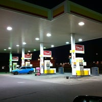 Photo taken at Shell by Андрюшка Я. on 5/23/2012