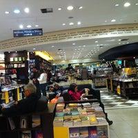 Photo taken at Saraiva MegaStore by Rafael M. on 7/17/2012