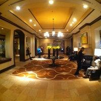 Photo taken at Four Seasons Hotel Austin by Gabriel H. on 3/10/2012