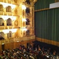 รูปภาพถ่ายที่ Teatro Comunale โดย Franco G. เมื่อ 2/25/2012
