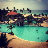 Photo taken at Occidental Caribe by Oleg Reshaet on 7/29/2012