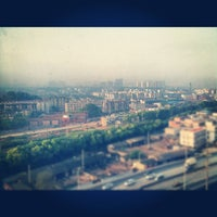 Photo taken at XING SHA HUATIAN HOTEL by Wine S. on 4/25/2012