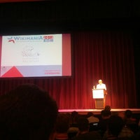 Photo taken at Lisner Auditorium by Jan A. on 7/14/2012