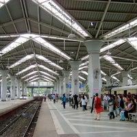 Photo taken at Panvel Railway Station by Ashish M. on 9/10/2012