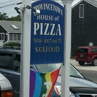 Photo taken at Provincetown House Of Pizza by Shawna O. on 9/4/2012