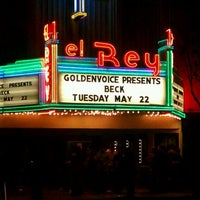 Photo taken at El Rey Theatre by Omar H. on 5/23/2012