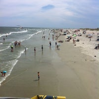 Photo taken at Tybee Island by Kevin H. on 7/11/2012