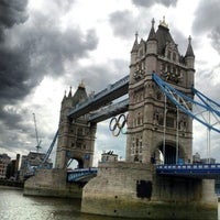 Photo taken at London by Selby D. on 7/29/2012