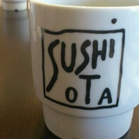 Photo taken at Sushi Ota by Anthony K. on 2/9/2012