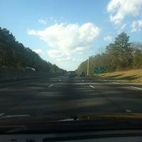 Photo taken at Malfunction Junction (I-20 & I-26) by Amanda S. on 2/2/2012