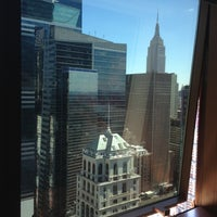 Photo taken at The Westin New York at Times Square by Viktoria C. on 8/29/2012