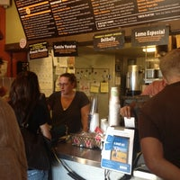 Photo taken at Tacodeli by Katherine on 6/23/2012
