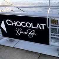 Das Foto wurde bei Chocolat Grand Café von Ali A. am 9/9/2012 aufgenommen