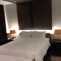 Photo taken at Pathumwan Princess Hotel by Ratih B. on 4/21/2012