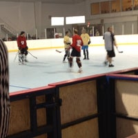 Photo taken at Las Vegas Roller Hockey Center by Cameron S. on 2/18/2012
