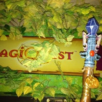 Photo taken at MagiQuest at Great Wolf Lodge by Bart H. on 9/1/2012