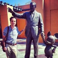 Photo taken at Walt Disney Studios by Jon S. on 3/22/2012