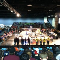 Photo taken at Knoxville Convention Center by Mark B. on 3/2/2012