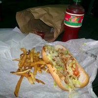 Photo taken at Philly Steak & More by foodie h. on 7/29/2012