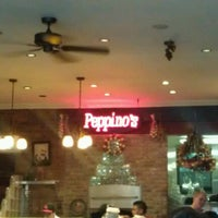 Photo taken at Peppino's Pizza by Madhumanti S. on 6/16/2012