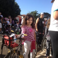 Photo taken at Colegio Objetivo by Ivalmir Silvio C. on 8/12/2012