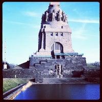 Das Foto wurde bei Völkerschlachtdenkmal von Olaf T. am 7/18/2012 aufgenommen