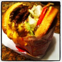 Photo taken at In-N-Out Burger by Javier G. on 7/22/2012