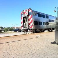 Photo taken at Amtrak/Metra Joliet Union Station (JOL) by Prasad S. on 6/22/2012