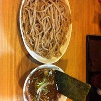 Photo taken at らーめんマル汁屋 by Toru T. on 4/11/2012