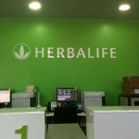 Photo taken at Loja Herbalife by Ana C. on 6/1/2012