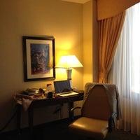 Photo taken at Marriott Winston-Salem by David W. on 9/1/2012
