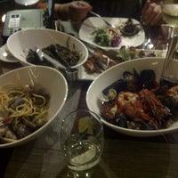 Photo taken at Zeri's Restaurant by Ryutaro T. on 8/31/2012