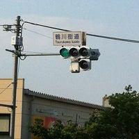Photo taken at 鶴川街道交差点 by Akira T. on 5/27/2012