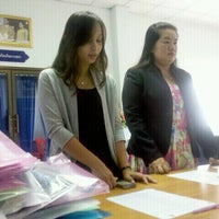 Photo taken at อบต.คลองเจ็ด by Seas L. on 8/28/2012