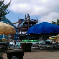 Photo taken at The Resort at Schlitterbahn New Braunfels by Alberto L. on 5/29/2012