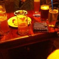 Photo taken at Akivarai (Restoranas ir Pub'as) by Rytas A. on 7/2/2012