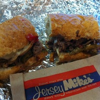 Photo taken at Jersey Mike's Subs by Kriss B. on 6/10/2012
