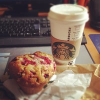 Photo taken at Starbucks Coffee by Virginie F. on 7/20/2012