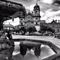 Foto tomada en Plaza de Armas de Cusco por Daniel B. el 4/12/2012