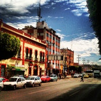 Photo taken at Plaza De La Tecnología by Cedrick Jonathan A. on 8/23/2012