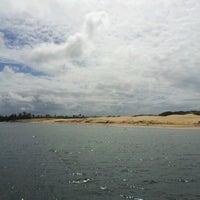 Foto tirada no(a) Foz do Rio São Francisco por Dani E. em 6/21/2012