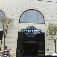 Photo taken at Shopping Metrô Santa Cruz by Erika F. on 8/28/2012
