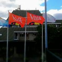 Photo taken at Van der Valk Hotel Vianen by Rikash A. on 6/22/2012