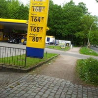 Photo taken at JET Tankstelle by ღAnnettღ S. on 5/13/2012