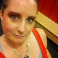 Photo taken at Workout World Theater by Elise R. on 8/20/2012