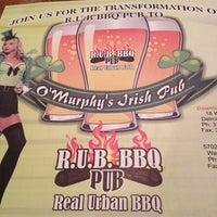 Photo taken at Rub BBQ by Cedric B. on 2/21/2012