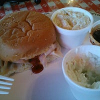 Photo taken at Smoky Jon's No 1 B-B-Q by Katrina D. on 5/28/2012