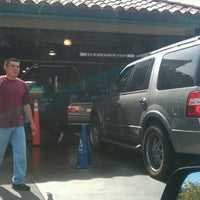 Photo taken at Napa Valley Car Wash by Deborah R. on 2/26/2012