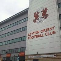Photo prise au Matchroom Stadium par Emiel B. le5/14/2012